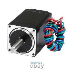 ENGMATE 4 Axis CNC Kit Nema11 13oz-in Stepper Motor 0.21-1.5A Stepper Driver