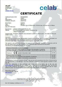 FREE EU! Wantai 3Axis CNC Kit Nema23 Motor 4.2A 425oz-in dual shaft&Driver&Power
