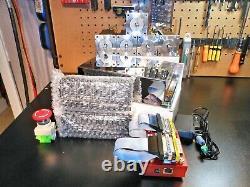 Gecko G540 5 Axis Kit, 5 600oz 8mm Motors, 48v 12.5a PS, Ethernet Smooth Stepper