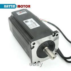 IT3 axis servo driver NEMA34 12N. M closed loop stepper motor cnc controller kit
