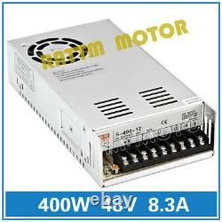 ITA 4-Axis Nema34 86 Stepper Motor 878oz-in 5A Driver Board CNC Controller Kit