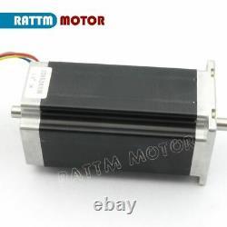 ITA CNC 3 Axis NEMA 23 425oz. In 112mm Stepper Motor+ 4A 40V Driver USB CNC Kit