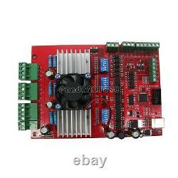 MACH3 USB 3-Axis CNC Kit Stepper Motor Driver Board + Nema23 Stepper Motor57 sz8