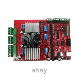 MACH3 USB 3Axis CNC Kit TB6560 Stepper Motor Driver Board+Nema23 Stepper Motor57