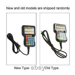Motion Controller Kit Offline CNC Motion Controller Handwheel NCH02 USB 4 Axis