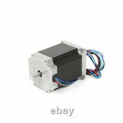 Nema 23 Stepper 3 Axis Motors For CNC Router 270 oz-in Driver DM542A CNC Kit TOP