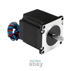 Pro ENGMATE 3 Axis CNC Kit Nema23 1.32N. M Stepper Motor 1.0A-4.2A Stepper Driver
