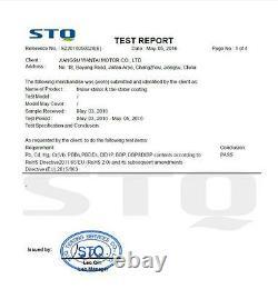 SALE! Wantai CNC kit 3Axis Nema 34 Stepper Motor 1232oz-in 14MM 5.6A+Driver 80V