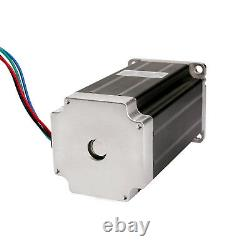 US FREE! 3Axis Nema 23 stepper motor 435oz. In 4.2A&Driver DM542A CNC KIT Router