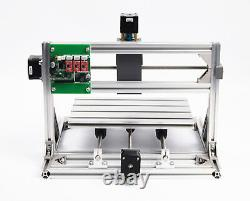 USB 3 Axis 3018 CNC Router Kit with Offline Controller Milling Machine Wood PVCES