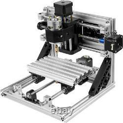 VEVOR 3 Axis 1610 CNC Router Kit with Offline Controller USB Milling Engraver Wood