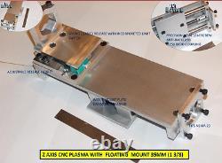Z Axis Slide Cnc Thc Plasma Floating Head 4.75 Travel Diy Hobby Kit New